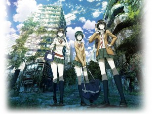 Coppelion Anime Character Designs a0
